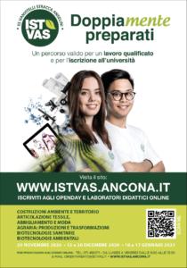 I.I.S. Vanvitelli Stracca Angelini di Ancona – Anconorienta